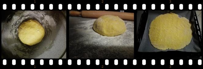 Recept za pizzu, tijesto bez kvsca