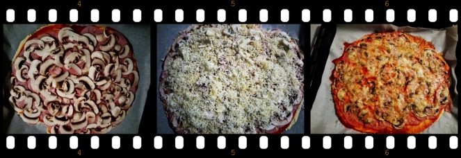 Recept za pizzu, priprema nadjeva