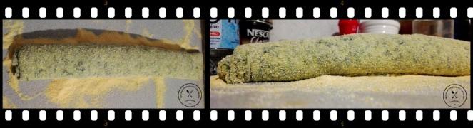 Rolat sa spinatom i sirom