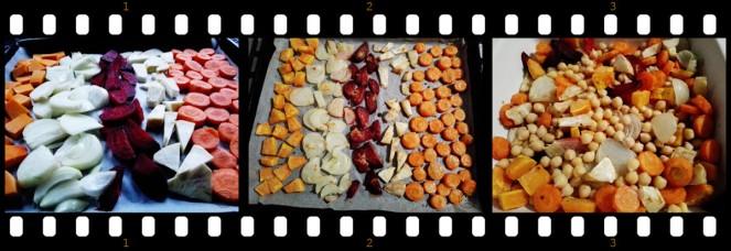 leblebije sa povrcem